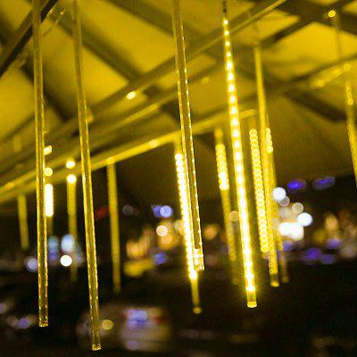 Romantisch Meteorenregen LED verlichting buiten waterdichte Festival Lighting Water Garden Decoratieve Light String