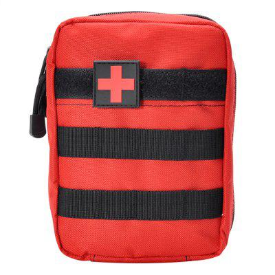 Men Tactical Military Storage Bag Outdoor Sports Portable Medical First Aid Kit