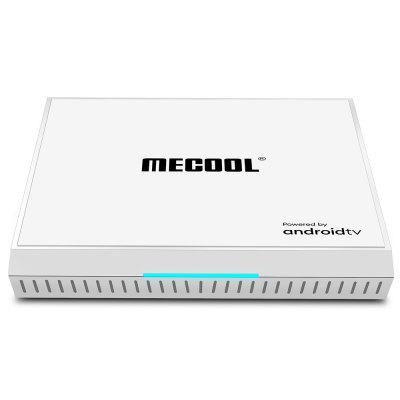 MECOOL KM9 Pro Honor Google Voice Certificated sterowania TV Box