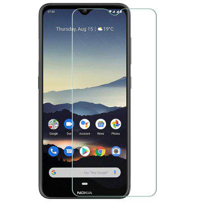 QULLOO 2.5D Full Coverage Protective Film Screen Protector for Nokia 7.2 / Nokia 6.2 2pcs