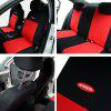 AutoYouth Y30085 Breathable Car Seat Cover Universal Interior Accessory - RED
