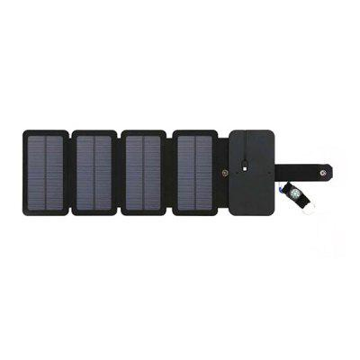 Solar Charging Panel Removable Folding Mobile Phone Charger