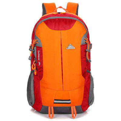 Fashion Sports Large Capacity 30L Waterproof Anti-fouling Shoulder Bag Outdoor Climbing Backpack