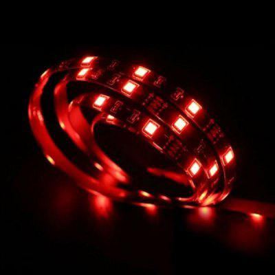 SONOFF L1 Dimbare Smart WiFi RGB LED Light Strip Werken met Alexa Google Startpagina voor Party en Room Decoration