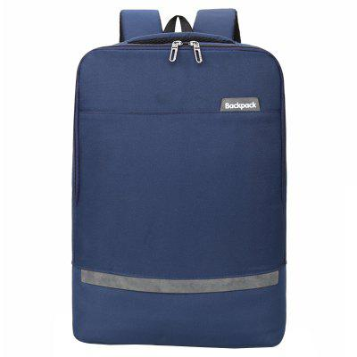 Simple Fresh Backpack Business Computer Bag Fashion Travel Pack