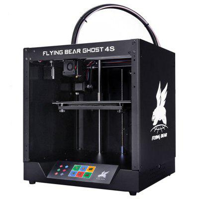 FLYING BEAR Ghost 4S Full Metal Frame DIY 3D-printer Kit