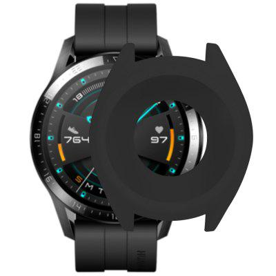 TAMISTER silicone suave Protective Watch Shell Capa para HUAWEI GT 2 Smartwatch 46 milímetros