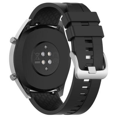 TAMISTER Siliconen Vervanging Armband Watch Strap voor Huawei GT 2 Smartwatch 46mm