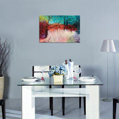 Modern Style Home Decoration Hand-painted Oil Painting