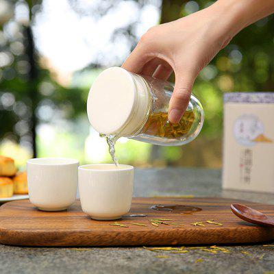 Japanese Style Portable Kung Fu Tea Set Simple Outdoor Travel Glass Drinking Utensil