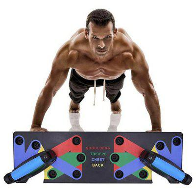 Multifunctional Push-up Bracket High-rise Comprehensive Training System Fitness Exercise Equipment