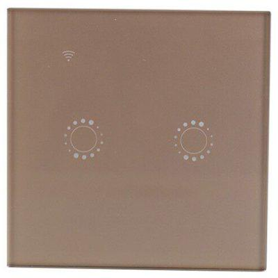WiFi Smart Touch Control Voice Function Home Switch 2-way