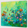 Home Decoration Hand-painted Oil Painting - MULTI