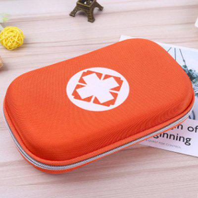 Pánské Outdoor Portable EVA Emergency Storage Bag Car Home Medicine Box