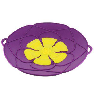 Anti-overflow Silicone Lid Anti-side Leakage Cover Anti-scalding Pot Lid