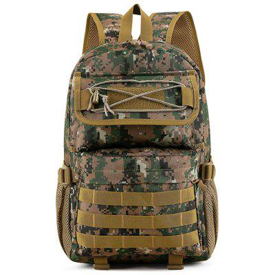Heren Multi-purpose Camouflage Backpack Fashion Mountaineering Bags
