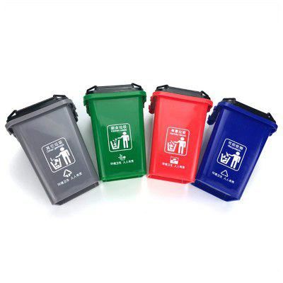 Trash Bin Garbage Classification Toy Card Game Props Children Educational Toys