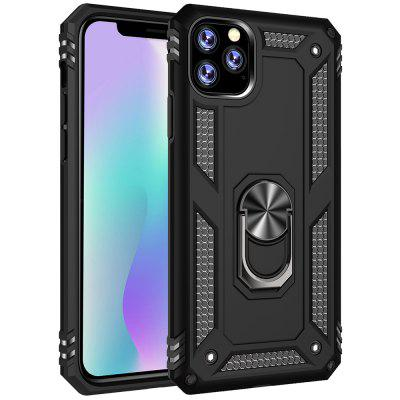 Holder Pierścień Armor Shell Phone Case for iPhone 11/11 Pro iPhone / iPhone 11 Pro Max