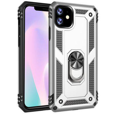 Armor Anello Supporto Custodia di Cellulare per iPhone 11 / iPhone 11 Pro / iPhone 11 Pro Max