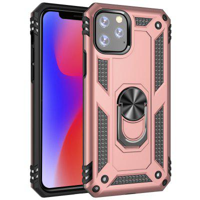 Armor Ring Holder Shell Phone Case voor iPhone 11 / iPhone 11 Pro / iPhone 11 Pro Max