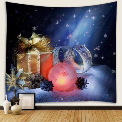 Christmas 3D Digital Art Wall Decoration Creative Home Printing Cloth Hanging Tapestry Cloth Background