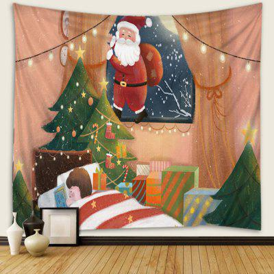 Christmas Creative Home Decoration Room Hanging Tapestry Cushion Beach Shooting Background Cloth