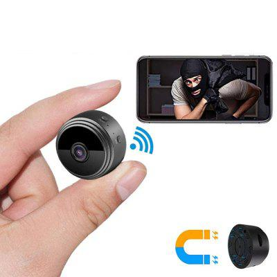 HD WiFi draadloze infrarood Night Vision Outdoor Motion Detection Remote Monitoring IP-camera Home Security System