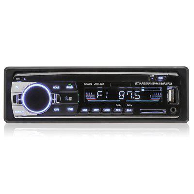 JSD - 520 Multifunctionele draadloze Bluetooth Car MP3-speler