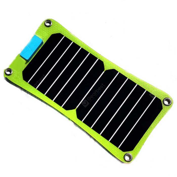 Stabilized Voltage Output Solar Foldable Cell Phone Charger ( without Battery )