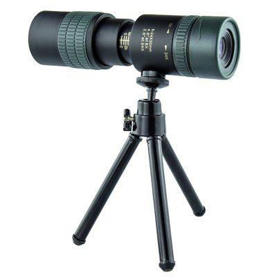 8-24X30 completa Zoom optic monocular telescop
