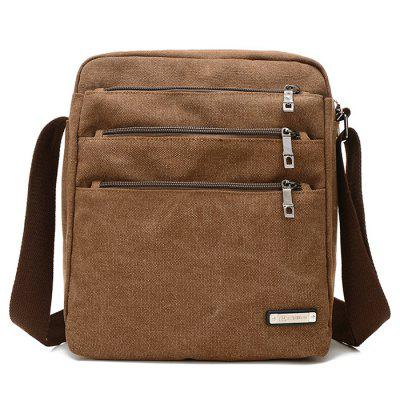 Casual Canvas Crossbody zak zaken Shoulder Pack