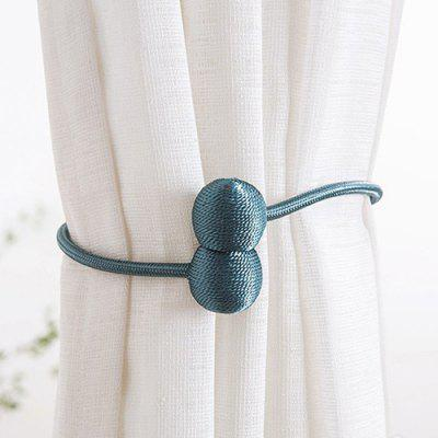 Perdea Buckle Strap Bundle Curtain Ring dormitor Legat de frânghie Belt 3pcs