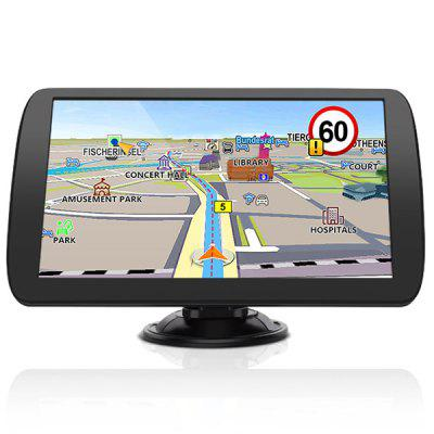 Junsun A9 9 inch TFT LCD GPS Navigator HD Monitor voor Car Reverse Rear View Camera Back-up / DVD
