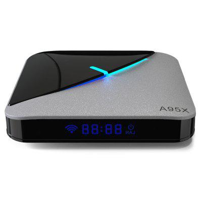 A95X F3 Aire Android 9.0 RGB Luz 8K Smart Box TV