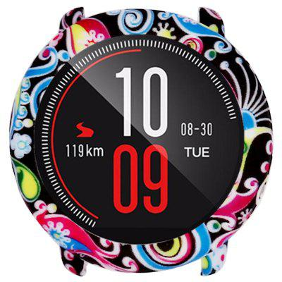 TAMISTER Painted patroon zachte silicone beschermhoes voor Amazfit Pace