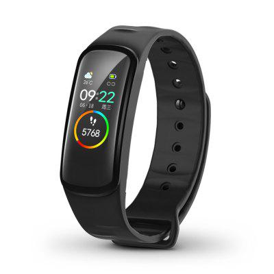 Gocomma B1 0.96 inch Color Display Smart Bracelet GPS 15 Days Standby Sports Smartwatch (MPOW DS - D6 Updated Version)