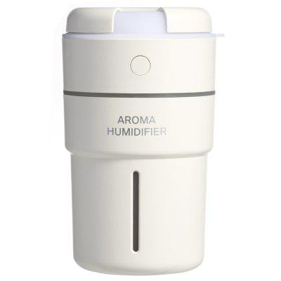 Mini Portable Home Car Aromatherapy USB Humidifier Large Fog Amount Air Purifier Prevent Dry Winter