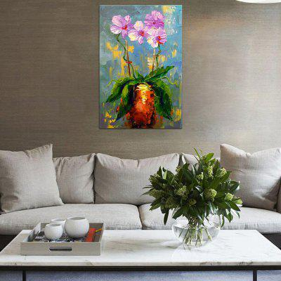 Abstract Flower Hand-painted Oil Painting
