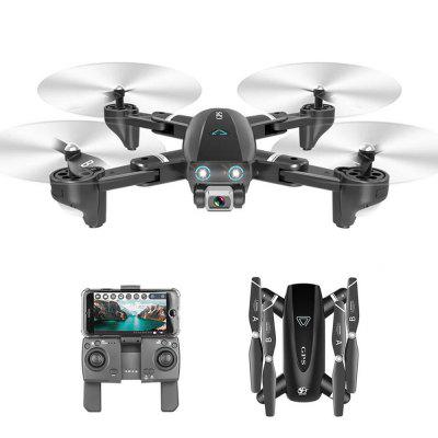 S167 Foldable GPS WiFi FPV Drone with HD Camera Image