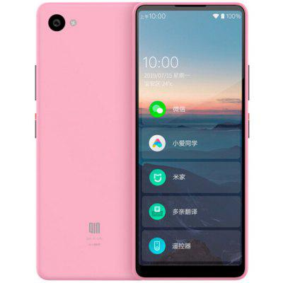 QIN 2 4G Smartphone 5.05 inch Android 9.0 SC9832E Quad Core 1GB RAM 32GB ROM 5.0MP Rear Camera 2100mAh Battery from Xiaomi youpin Image