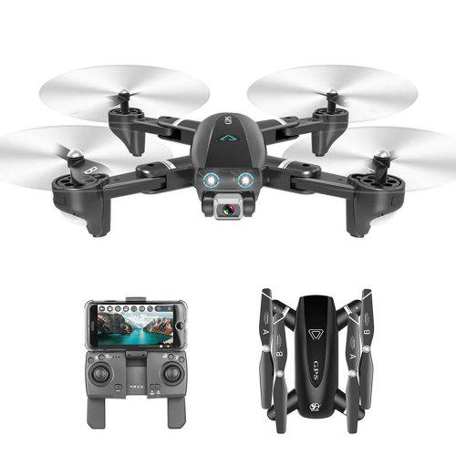 S167 Foldable GPS WiFi FPV Drone with HD Camera