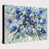 QINGYAZI HQS19112 Ręcznie malowane Painting Abstract Bezramowa Oil Home Wall Art - MULTI-A