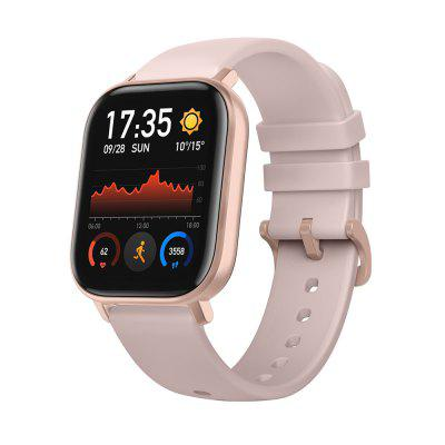 AMAZFIT GTS 1.65 inch AMOLED Display GPS Smart Watch 12 Sports Mode 5ATM Waterproof 14 Days Battery Life Global Version (Xiaomi Ecosystem Product) Image