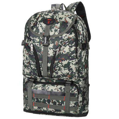 Unisex Multi-purpose Camouflage Backpack Montanhismo Bag