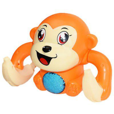 Electric Music Tipping Banana Monkey Toy