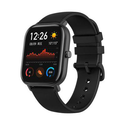 Refurbished AMAZFIT GTS 1.65 inch AMOLED Display GPS Smart Watch 12 Sports Mode 5ATM Waterproof 14 Days Battery Life Global Version (Xiaomi Ecosystem Product)