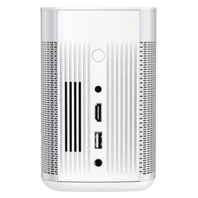 A Fantastic Choice! HXGIMI XK03S MoGo Pro DLP 3D 4K Projector Small Size Powerful Durability! Buy It Right Now and You Can Save $60.