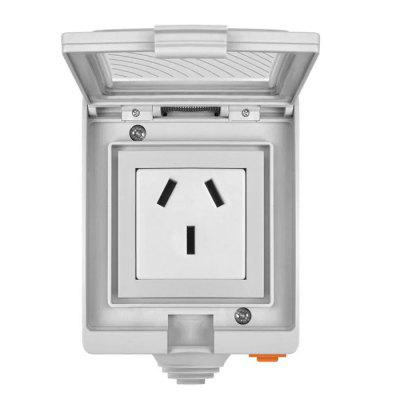 SONOFF S55 IP55 Waterproof Smart WiFi Plug App Remote Control Timer Switch Socket for Home Automatization