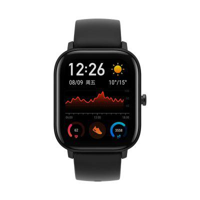 Apple Watch 5 Knockout: Aamzfit GTS Watch with GPS+GLONASS at $260 Lower!