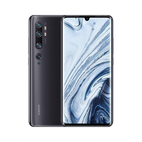 Gearbest Xiaomi Mi Note 10 (CC9 Pro) 108MP Penta Camera Phone Global Version - Black The World's First 108MP Xiaomi (Mi Note 10) Penta Camera Phone: 6.47 inch 4G Phablet 6GB RAM 128GB ROM 5260mAh Battery Fast Charging.